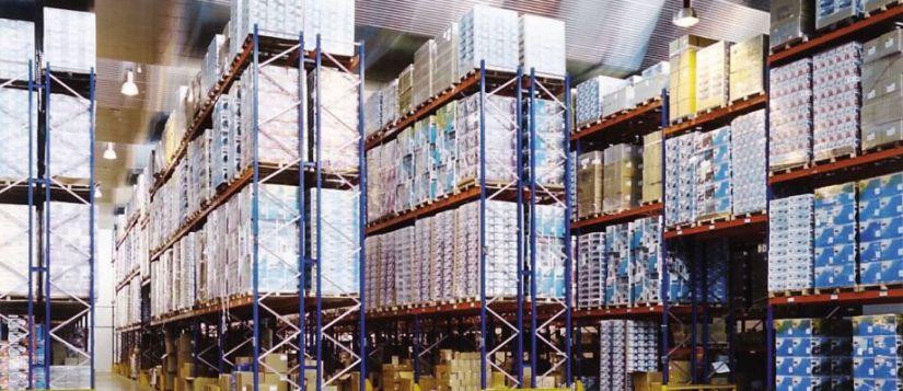 venta de estanterías almacén en Tenerife