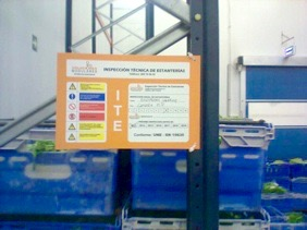 Revisión de estanterias en Tenerife