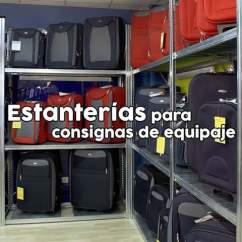 estanterías para consignas en Tenerife
