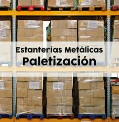 estanterías industriales Tenerife