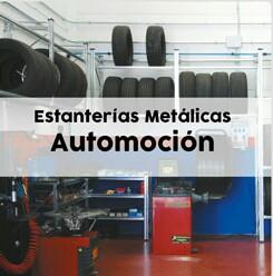 estanterías taller Tenerife