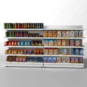 estantería supermercado Tenerife
