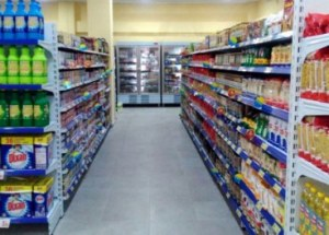 estanterías supermercado Tenerife