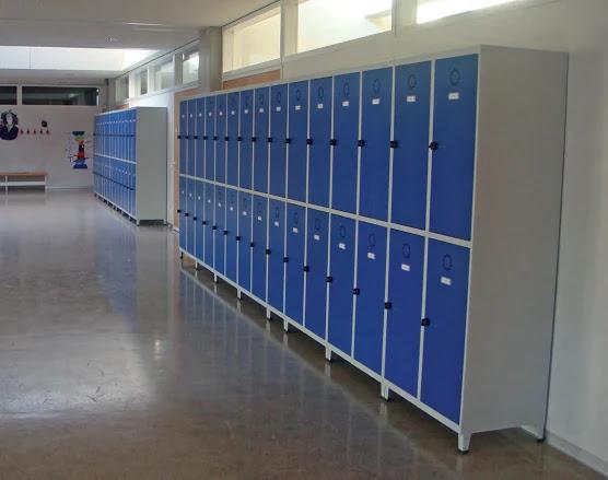 taquillas colegios Tenerife