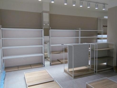 Mobiliario para tiendas en Tenerife