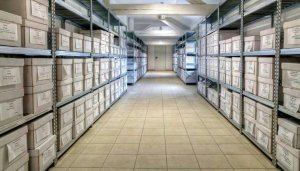 Estanterías de almacenaje en Tenerife
